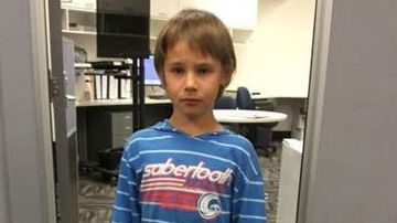 Missing Queensland boy found safe and well