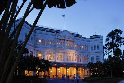 <strong>Raffles Hotel</strong>