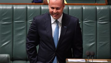 Treasurer Josh Frydenberg is banking on Aussies spending their newfound cash in the economy.