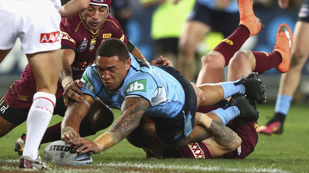 State of Origin 2017: Dragons star Tyson Frizell to have further scans on rib injury