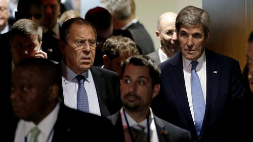 US halts Syria ceasefire talks with Russia