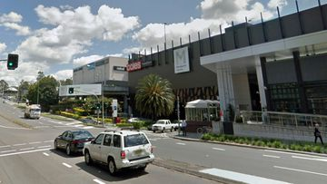 A woman was abducted as she left a shopping centre car park in Macquarie Park.