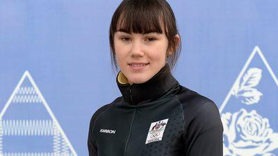 DEANNA LOCKETT (short track speed skating)