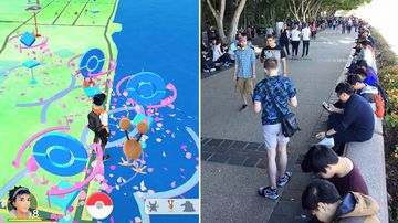 Fears rise for safety of Pokemon Go players