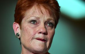 Pauline Hanson denies One Nation in financial trouble after $100K loan