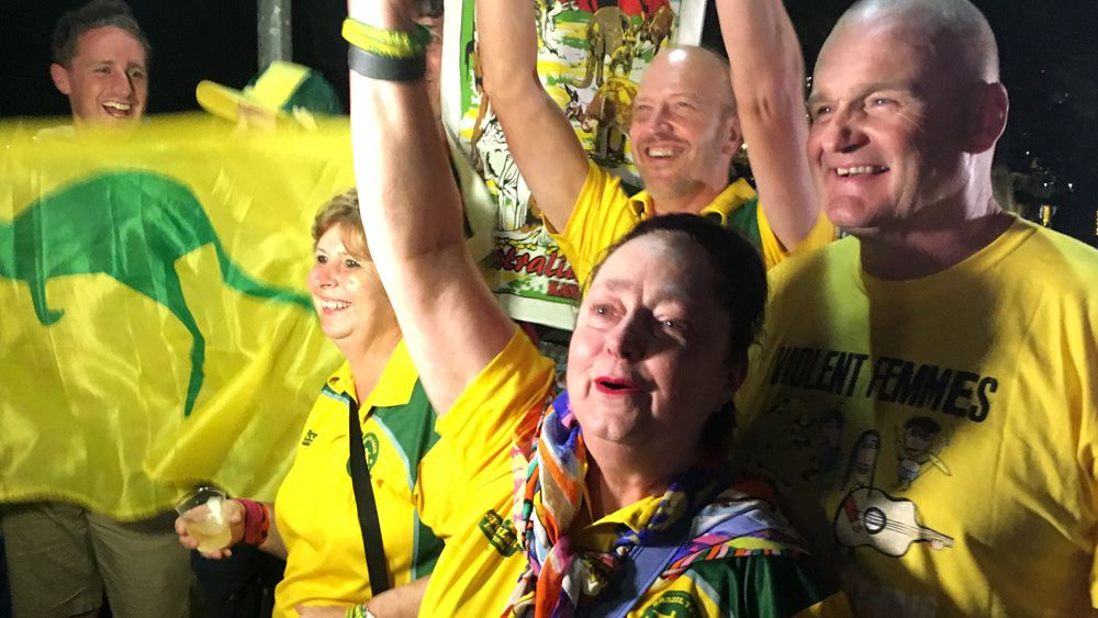 'It feels like fate': Parents of Aussie rower Olympia celebrate opening ceremony