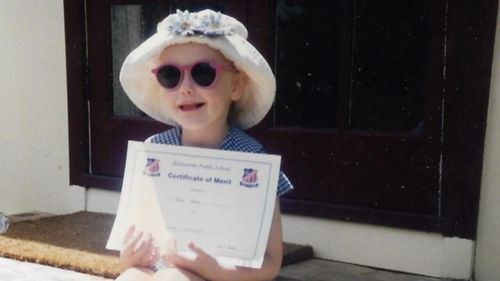 Nicola Mason was diagnosed with leukaemia at age five.