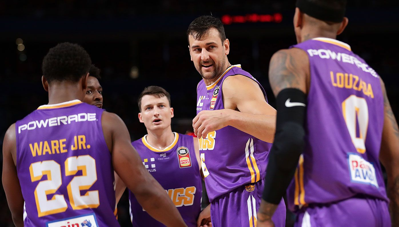 The Sydney Kings could be forced to change their iconic logo if the Sydney Opera House increases the fee to use the image of the sails.