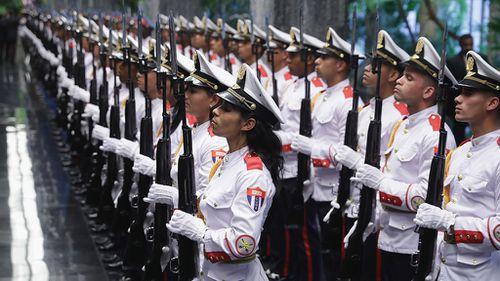 Cuba announces military exercises following Donald Trump's victory