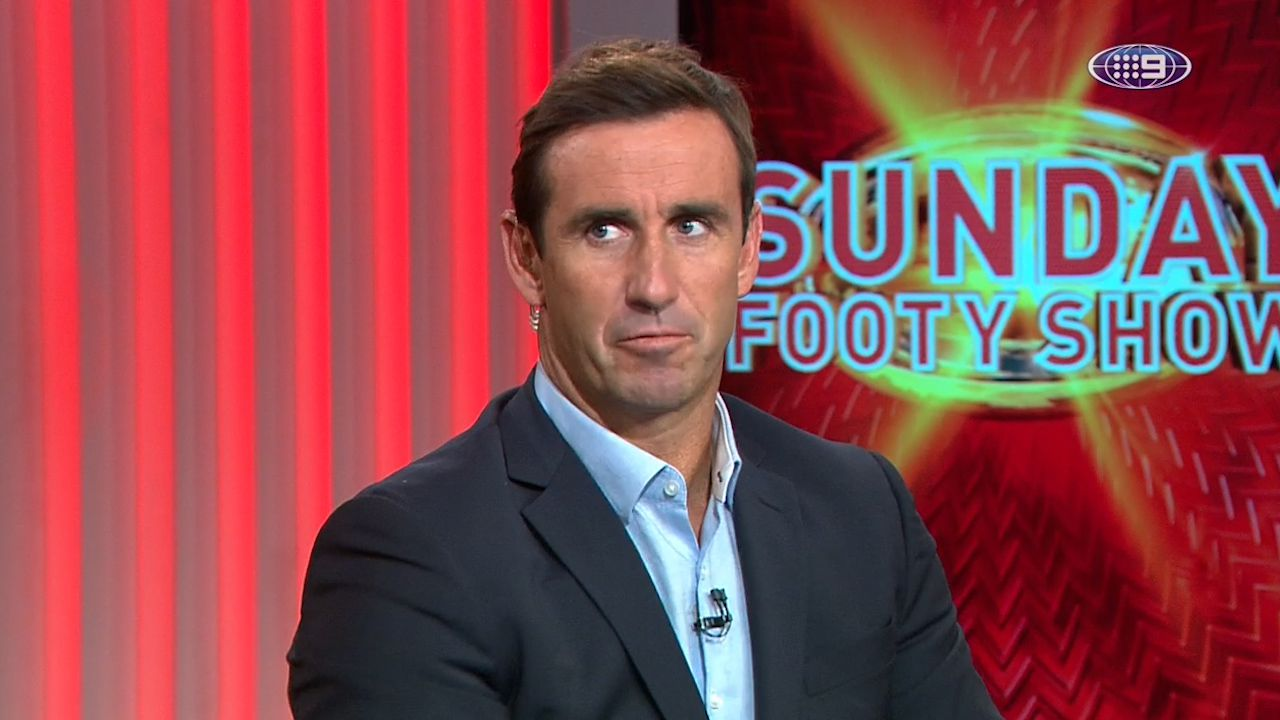 Andrew Johns says Michael Morgan should replace Thurston in Maroons side for Origin 3