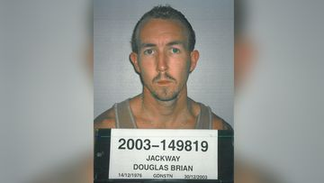 Douglas Brian Jackway will remain behind bars after a judged ruled he was too dangerous to be freed. (AAP)