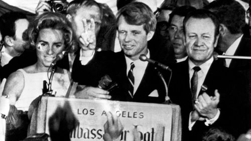 Robert F Kennedy: Son thinks man convicted of assassination is innocent