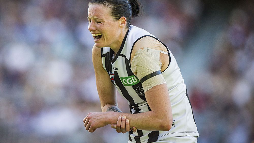AFLW players more susceptible to knee injuries according to sports physician