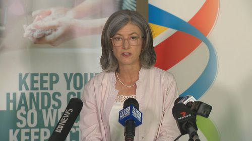 Dr Nicola Spurrier said the man's actions had put South Australians at risk.