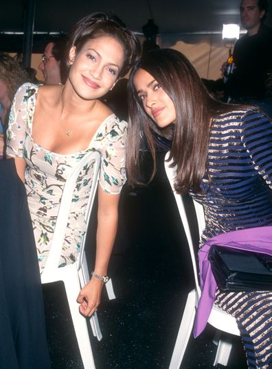 Jennifer Lopez, Selma Hayek, event