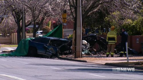 Young South Australian killed in high-speed crash on major Adelaide road