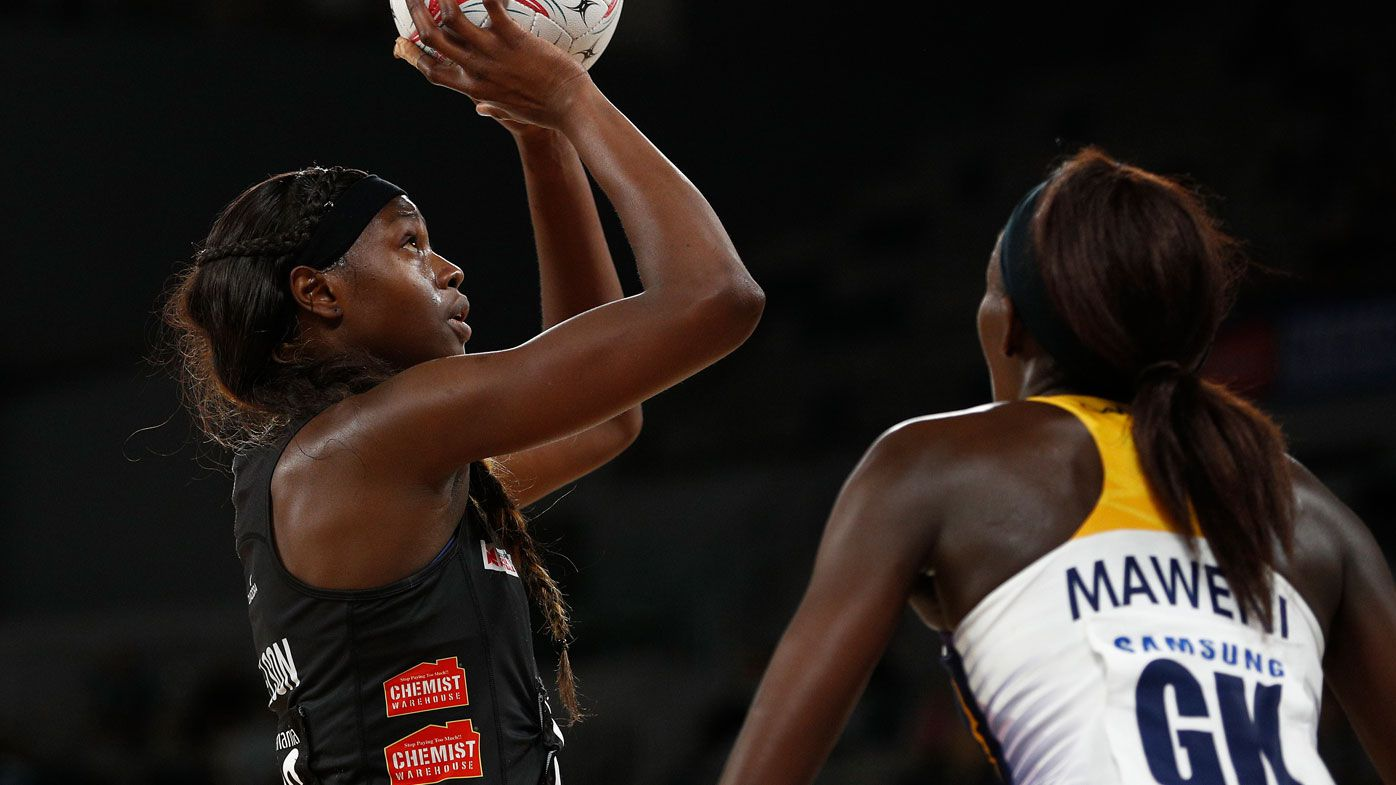 Magpies swoop to down Super Netball champs