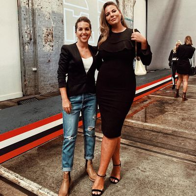 Fiona Falkiner and Hayley Willis: May 2019