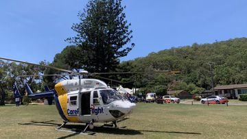 Hawkesbury River spinal injuries