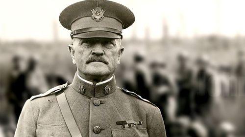 General John Pershing.