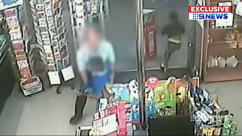 The Perth community have rallied behind the IGA owner who has been charged for detaining a child thief till police arrived