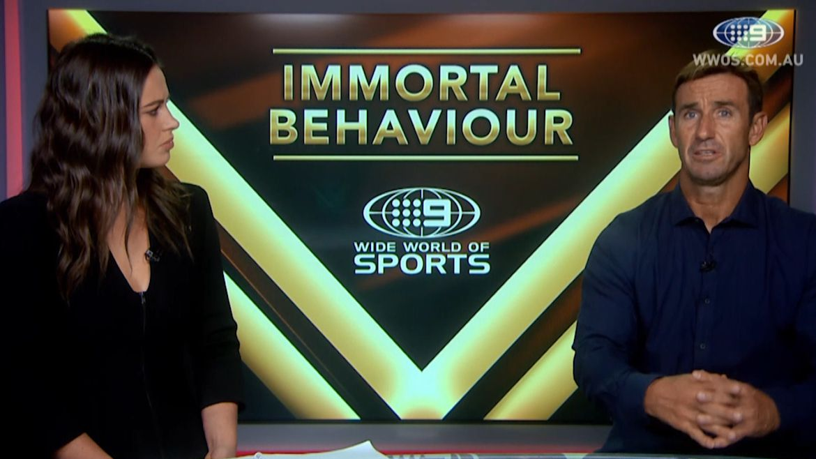 EXCLUSIVE: Andrew Johns calls out player agents in John Bateman contract dispute