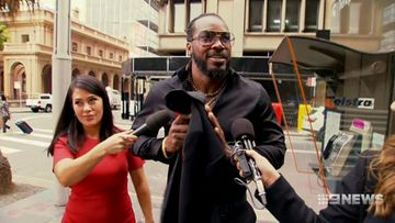 Chris Gayle accuser comes face to face with cricket star in courtroom