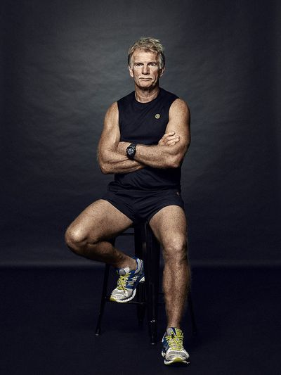 Ronnie Palmer, head trainer, Penrith Panthers