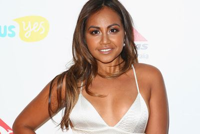 No wonder Jess Mauboy has champagne showers... with $50-$80k for every brand appearance, there'd be a lot of bottle-poppin'!
