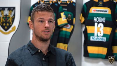Horne reveals life-changing rugby injury