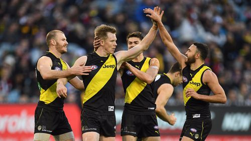 The club is yet to win a Grand Final since 1980.