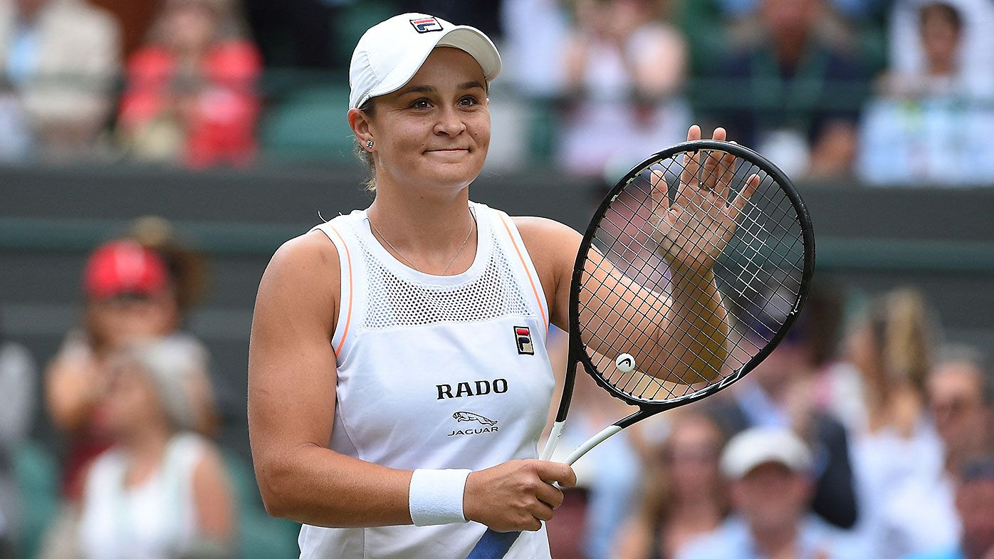 Barty reveals incredible career gamble and classy response to Kyrgios and Tomic struggles