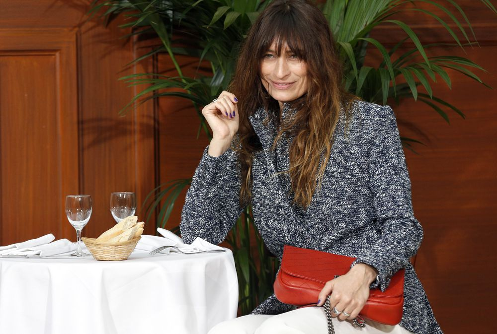 How to brunch courtesy of Caroline de Maigret