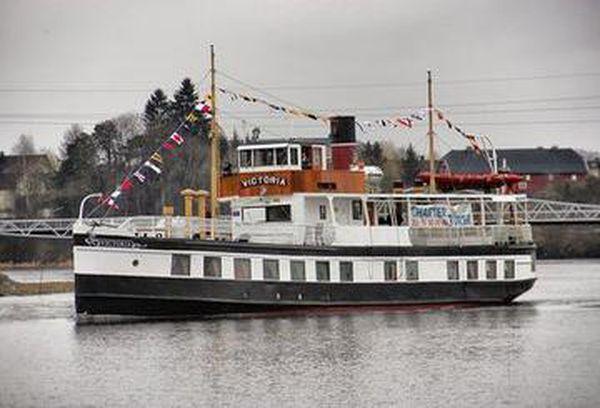 Telemarkskanalen Boat Journey