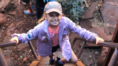 Isabella has since learned how to manage her condition with medication and treatment.