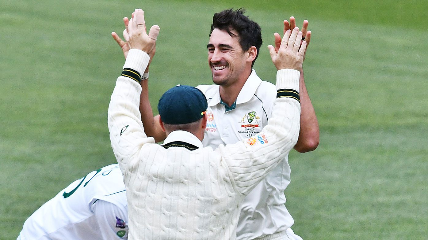 How 'a few tweaks' inspired Mitchell Starc's revival against Pakistan