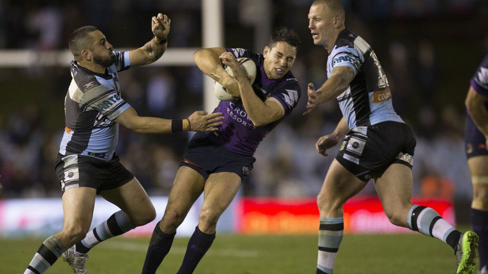Slater presses Origin case in Storm win