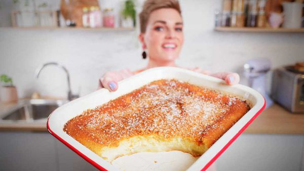 Jane de Graaff makes a classic impossible pie, that's not so impossible