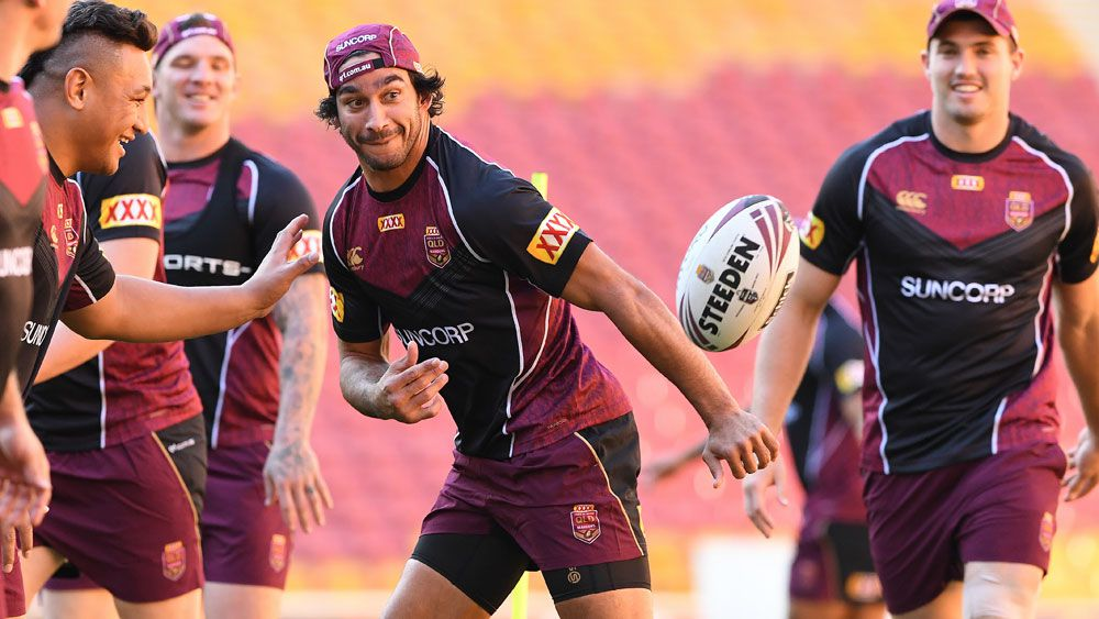 State of Origin 2017: Johnathan Thurston ruled out of Queensland side to face New South Wales due to shoulder injury