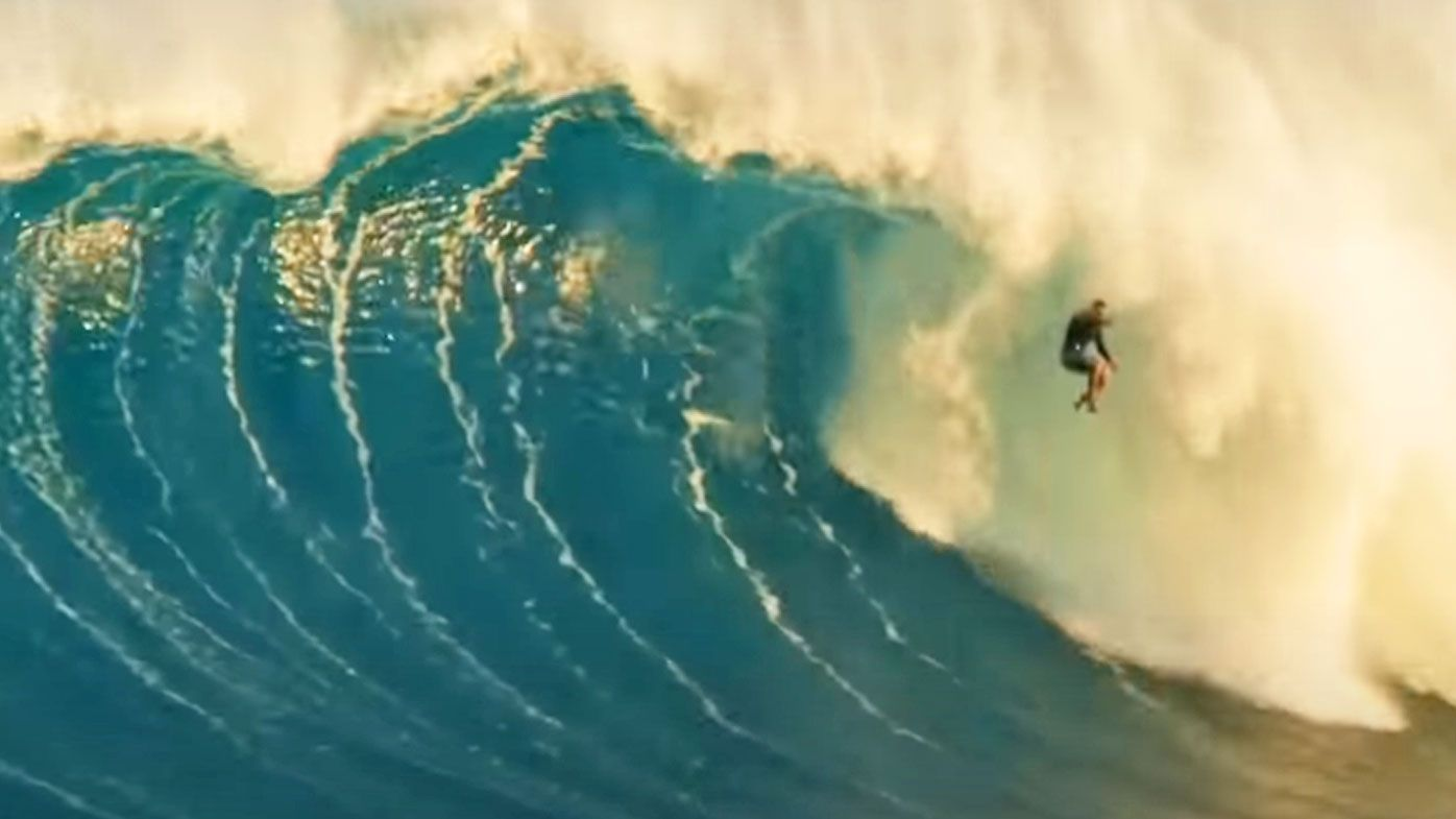 The Big Wave Wipeout of the Year 2020 Award nominees have been announced