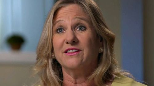 Margaret Wardlow, who says she was raped by the 'Golden State Killer' when she was 13 years old. (ABC News US)