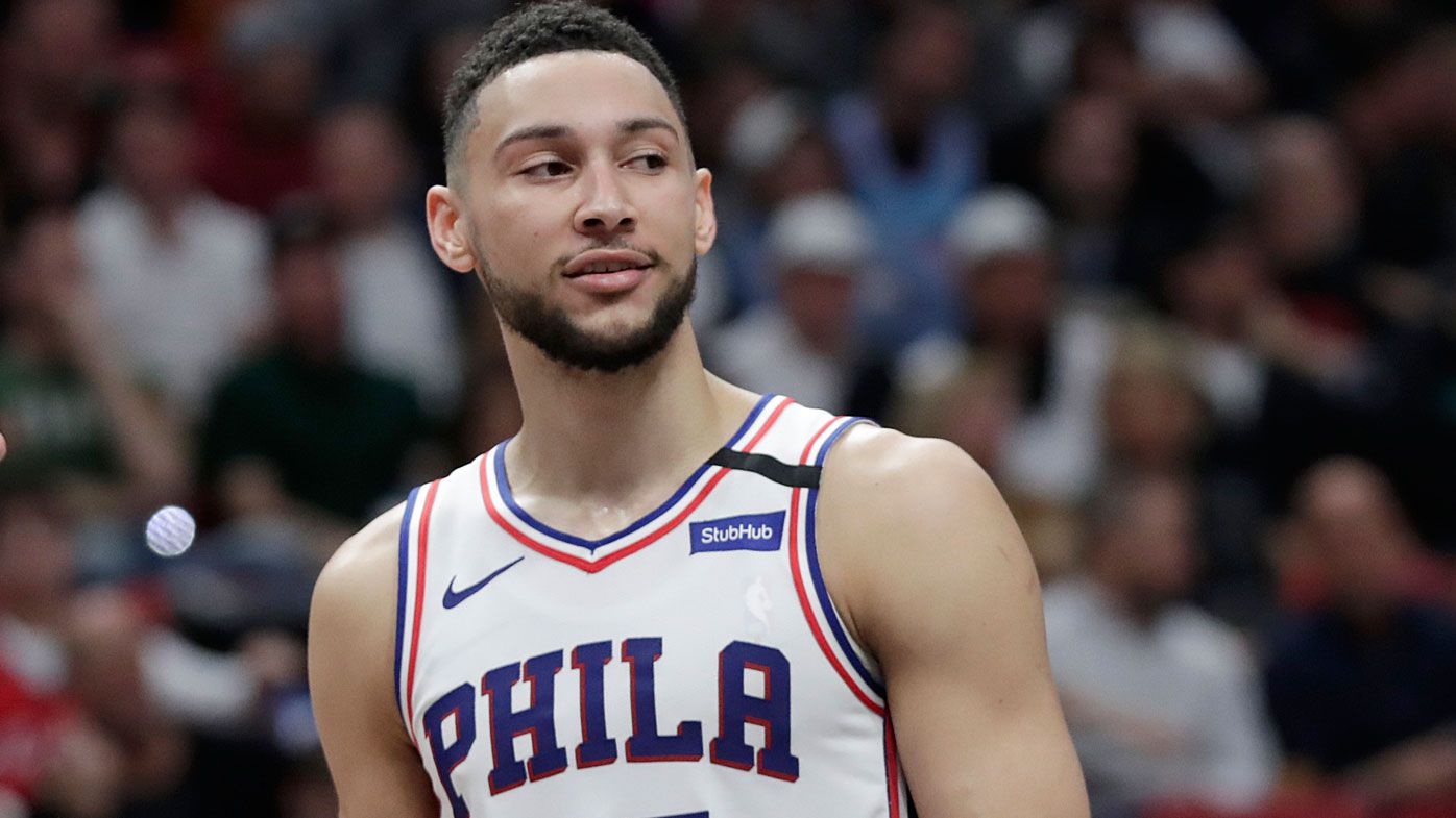 Question marks hang over Ben Simmons, Australian Boomers ahead of Tokyo Olympics