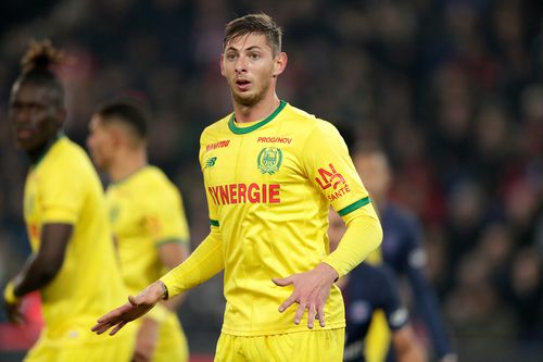 Authorities called off their search for Sala, 28, on Thursday but a new private search has re-started today.