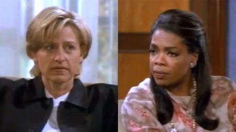 The nasty names people called Oprah after <i>Ellen</i>'s 1997 'coming out' episode