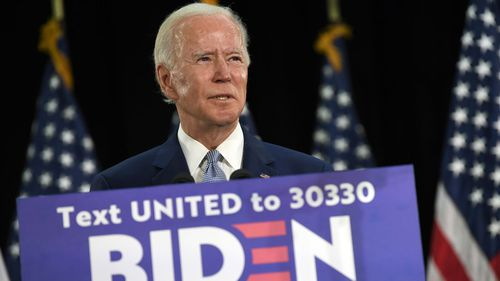 Every poll released this week indicates Joe Biden is on track for a landslide victory over Donald Trump.