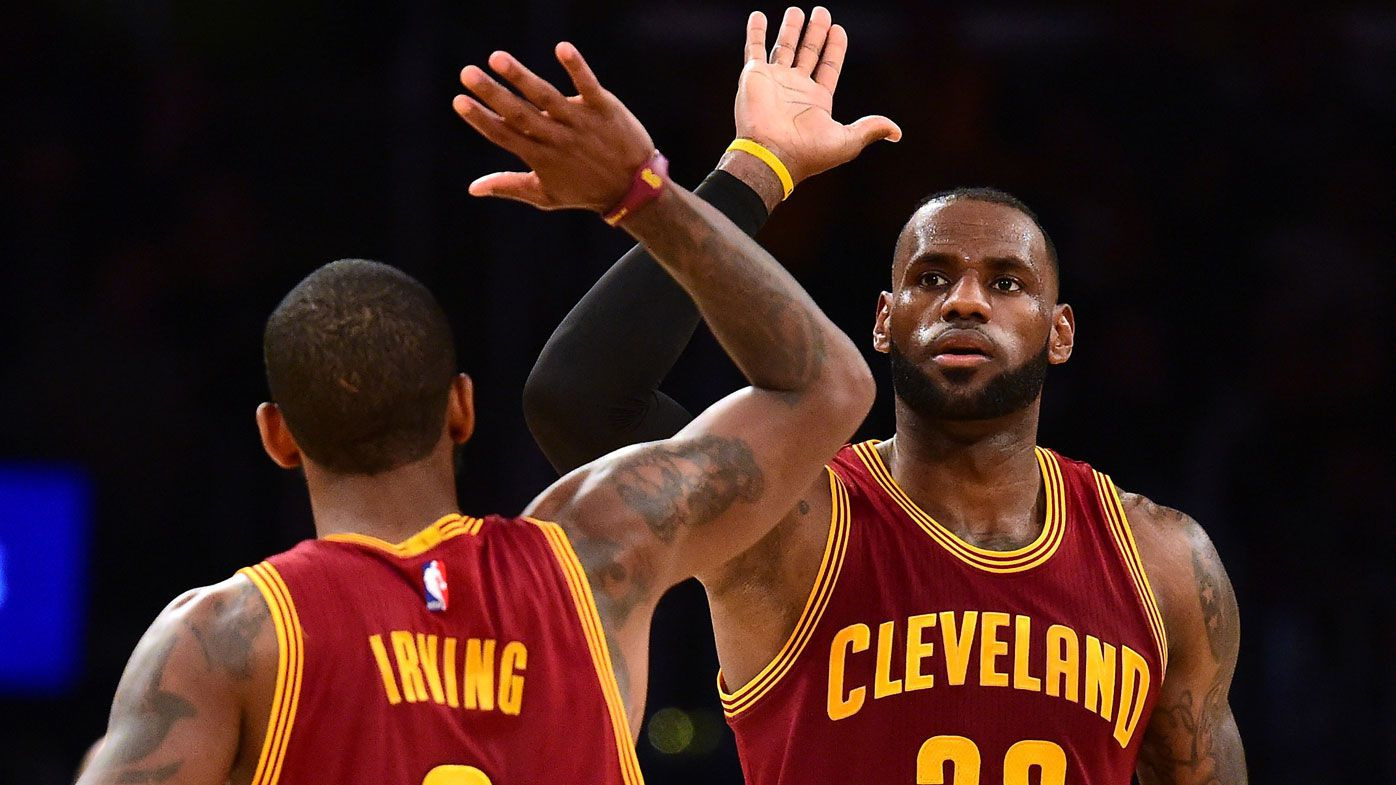 LeBron James 'hurt' by Kyrie Irving comments about clutch shots and Kevin Durant