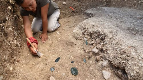Ancient Mayan 'gathering place' discovered on cattle farm