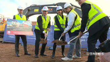 construction begins on mudgee hospital redevelopment