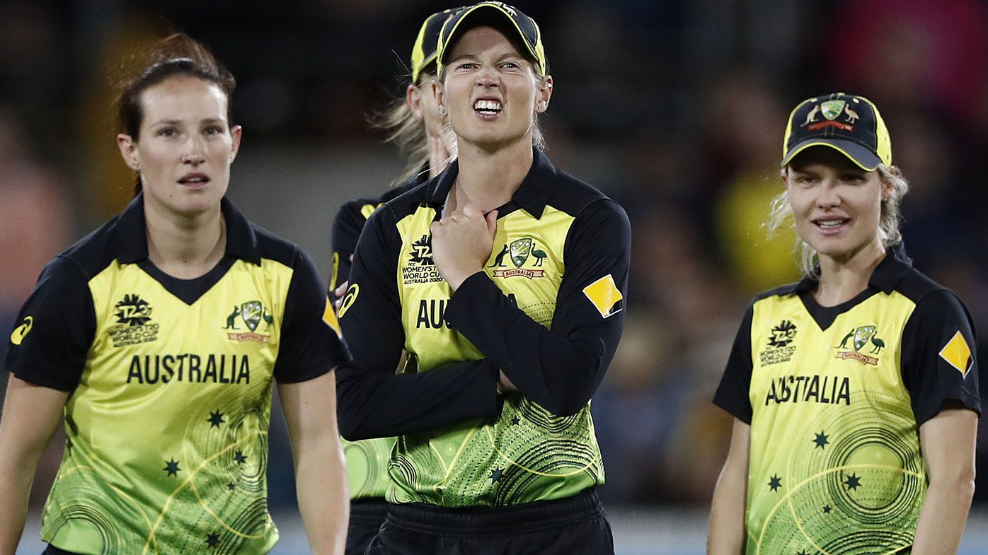 Rain threatens Australia's T20 World Cup title defence after first-up loss