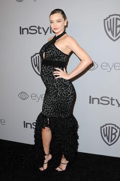 Miranda Kerr in Balmain